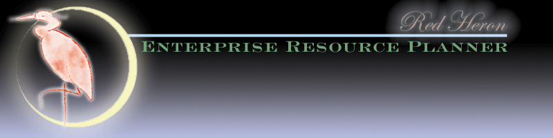 Red Heron Enterprise Resource Planner